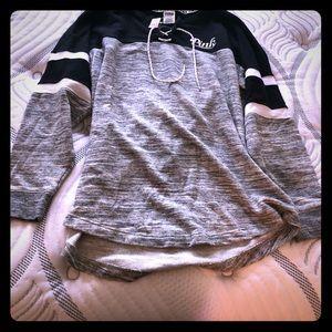 VS PINK crew sweater